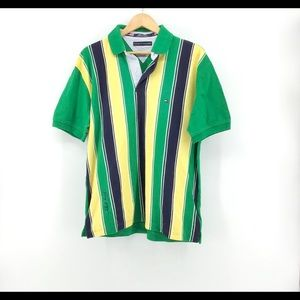 Tommy Hilfiger | Signature Striped Polo